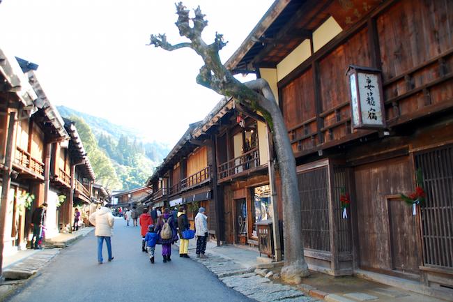 「売らない・貸さない・壊さない」住民が団結した江戸の原風景を残す宿場町