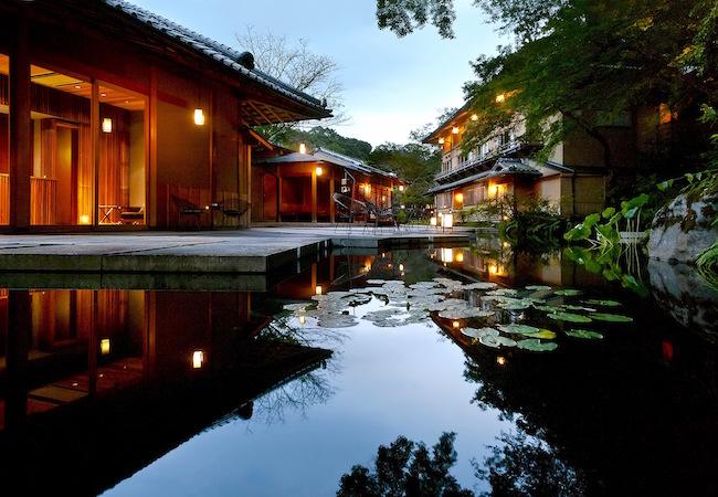 疲れた身体に脱・デジタル。 星のや京都 で五感を研ぎ澄ます癒やし時間