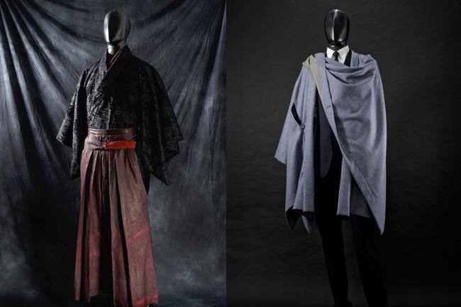 カッコよすぎて着れない…牛1.5頭分の本革で作る、男の為の袴が斬新