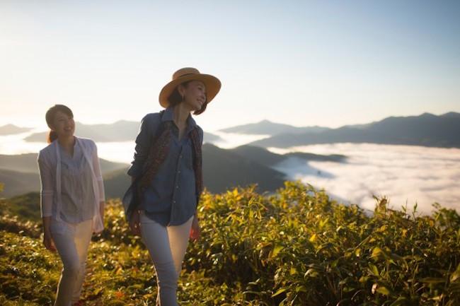 息を呑む「雲海」の美しさ。トマムの自然に癒やされる「雲ガールステイ」