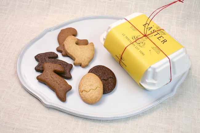 人気フランス菓子店が期間限定のイースター・クッキーを販売中