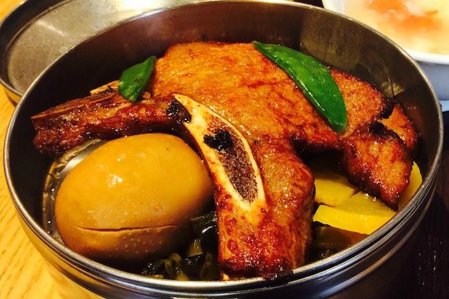 なんだろうこの懐かしさ。都内で食べる「台湾の駅弁」が密かなブーム