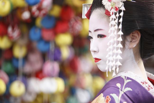 西郷どんも通った京の花街「島原」で、「もてなしの文化美術館」を見学