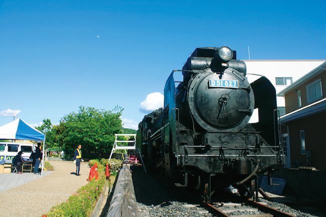 走る「デゴイチ」で人気復活。鉄道公園を救った車両たち