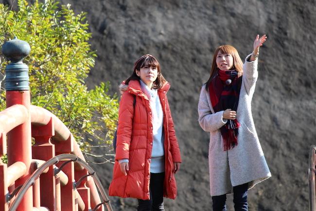 関東で一番遅い紅葉も。大人女子が案内する、千葉「養老渓谷」さんぽ