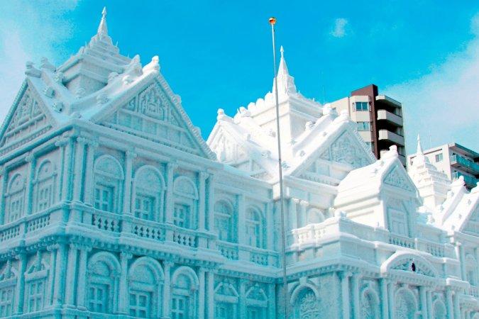 海外からも殺到。札幌の冬を彩る「さっぽろ雪まつり」2月1日から