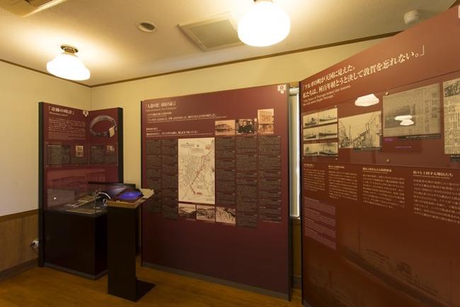 敦賀ムゼウムの展示室©︎(公社)福井県観光連盟