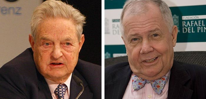 From Wikimedia Commons George Soros&Jim Rogers