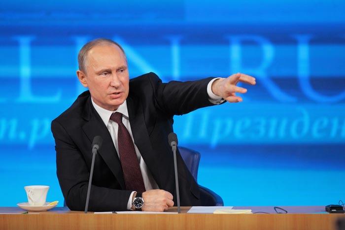 怒りのプーチンが西側メディアに警告した「第三次世界大戦」開戦の理由