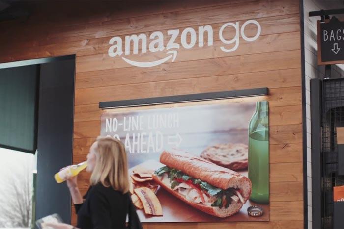 アマゾンのAI食料品店『Amazon Go』はあと5年で世界を何色に塗り替えるか?=吉田繁治