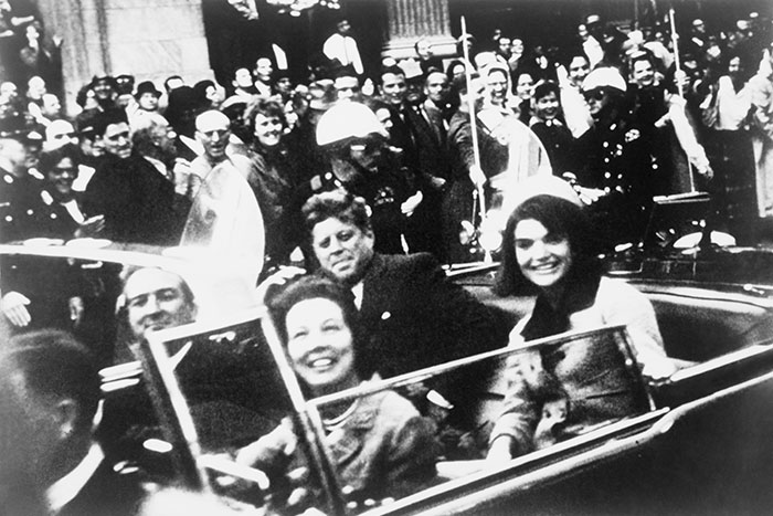ついに明かされるケネディ米大統領暗殺の真相、やはり黒幕はCIAなのか?