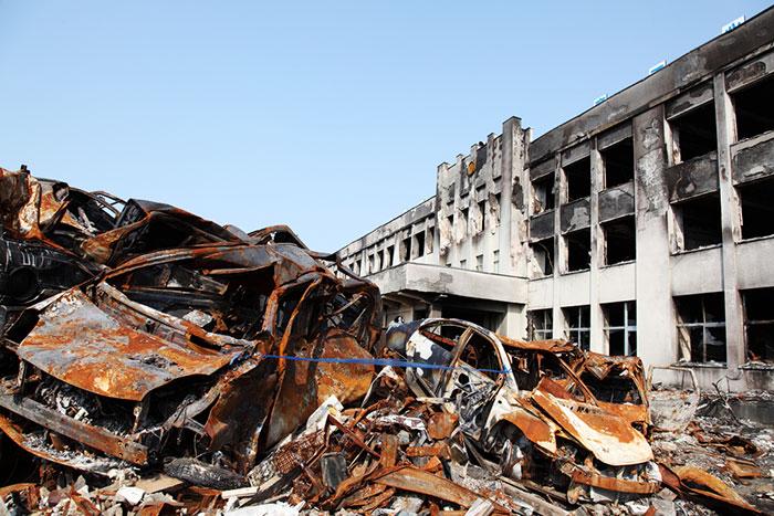 東日本大震災後の3月14日、オプション市場で起きていた「想定外」の事態=高梨彰