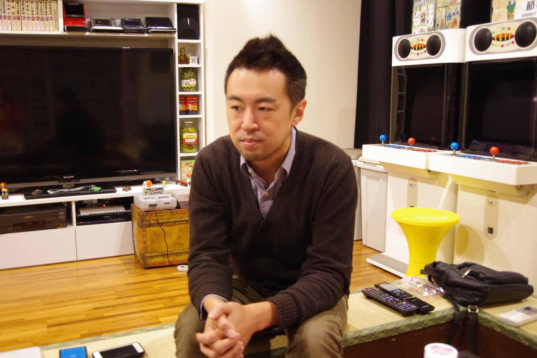 小林栄介氏