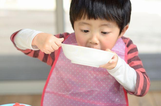 【みためも重要】食育は小さい頃はスパルタでいくほうがいい
