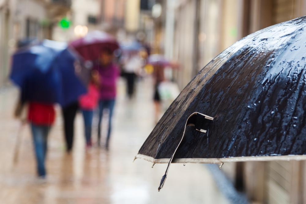 雨で濡れた傘、どこまで気にしてる? ショップ店員の反応
