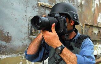 iPhoneに勝てない戦場プロカメラマンの苦悩