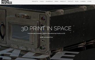 3Dプリンタが不可能を可能にしたこと、それは宇宙にあった