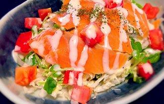 ガッツリ食べても太らない。冷蔵庫に余った白菜で作る激うまサラダ