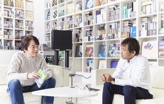 特別対談 高城剛×石田衣良「これからの出版はライブと同じ」
