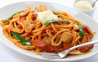 おせちに飽きたらコレ!イタリア通が作る最高においしいナポリタン