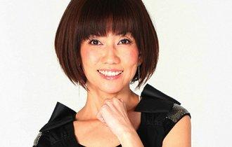 「ステージに立って歌ってる時が一番楽しいかな」松本伊代さん