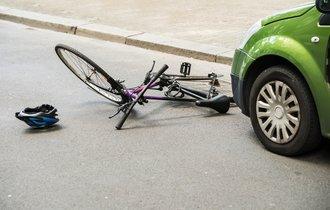 【激怒】当てられて痛感した、「無保険」自転車の低すぎる交通モラル