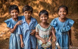 27人の太陽があなたに微笑みを向ける。インドで出会った最高の笑顔達