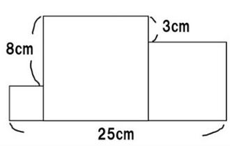 3つの正方形の合計面積を求めよ…小4の算数が簡単そうで難しい