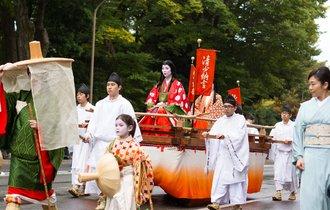 【京都】平安時代へ時間旅行。都の秋を彩る「時代祭」の歩き方