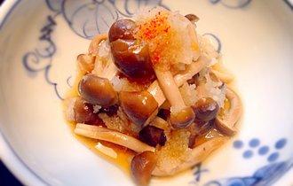 ほんの数分。松茸より旨い「しめじ」をもっと美味しく味わう方法