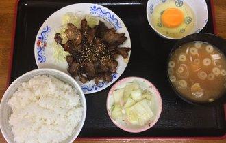【悪魔 in 横浜・寿町】ローカル居酒屋で500円の焼肉定食を喰らう