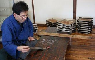 マリー・アントワネットも虜に。伝統工芸「漆」は日本を救うか