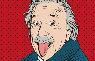 アインシュタインの名言。相対性理論を恋愛に例えると解りやすい