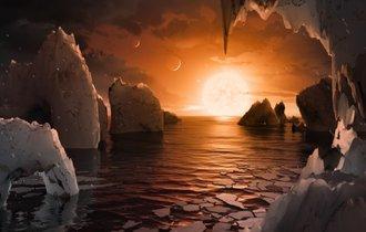 【NASA】地球サイズの「太陽系外惑星」7つ発見と衝撃発表