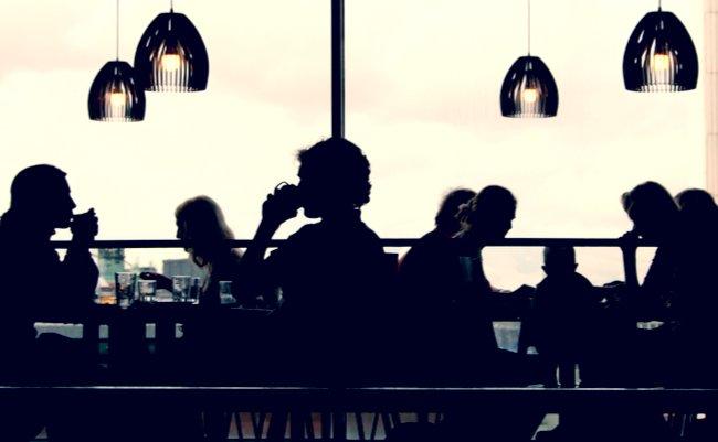 restaurantsilhouette