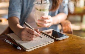 ノートとペン1本でOK。小うるさい親族とのトラブルはこれで回避!