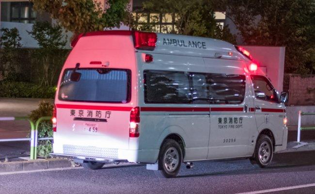 救急車 ツイッター