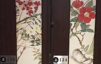 台湾・故宮博物院のコインロッカーが美しすぎ展示と間違うレベル
