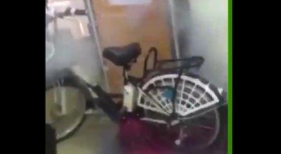 中国 電動自転車 バッテリー 動画