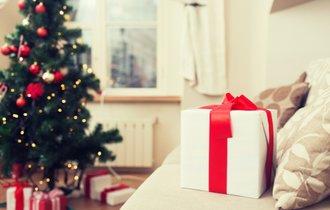 配達物にXmasプレゼントが。子供の「それ何?」に配達員が神対応