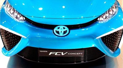 トヨタ TOYOTA 水素自動車