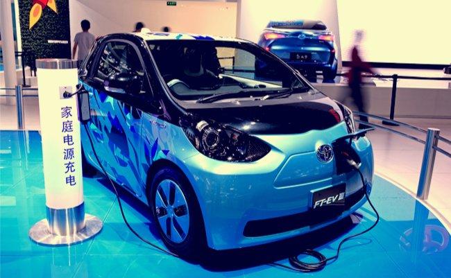 中島聡 EV 電気自動車