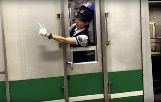 大阪市営地下鉄には「アニメ声」の可愛い車掌さんがいるらしい
