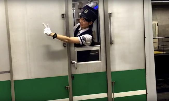 大阪市営地下鉄 中央線 アニメ声 萌声