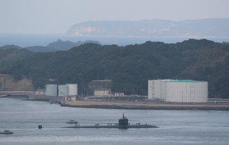 佐世保で米国の原子力潜水艦が不気味な動き。過去最多に並ぶ寄港