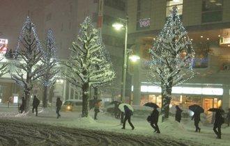 首都圏が阿鼻叫喚、大雪の混乱から見えた「日本人の悪しき習慣」