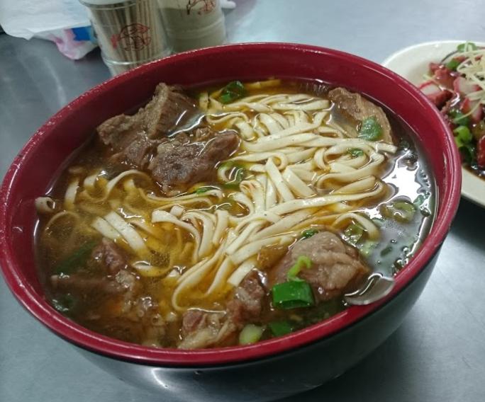 牛肉麺 台湾