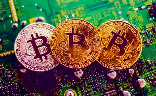 仮想通貨 ブロックチェーン ビットコイン