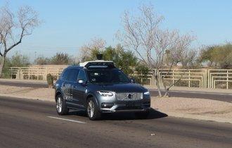 自動運転が起こした衝撃の死亡事故、未来はまだやって来ないのか